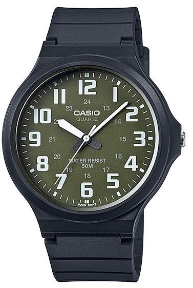 Relógio Casio Masculino Standard Mw-240-3bvdf