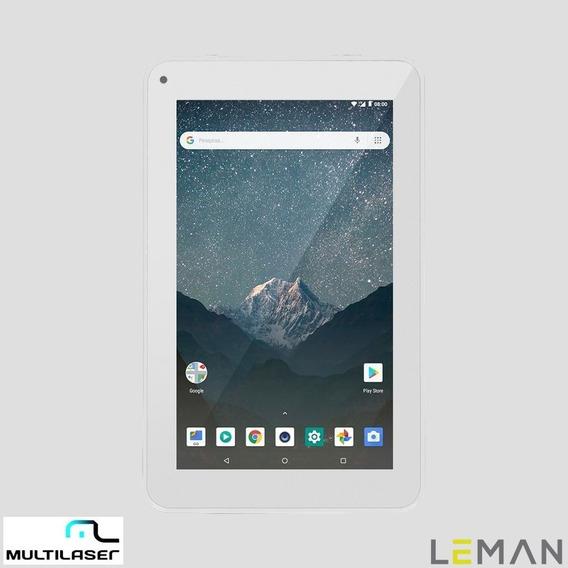 Tablet Multilaser M7s Go Nb317 16gb A 7 Pol Branco
