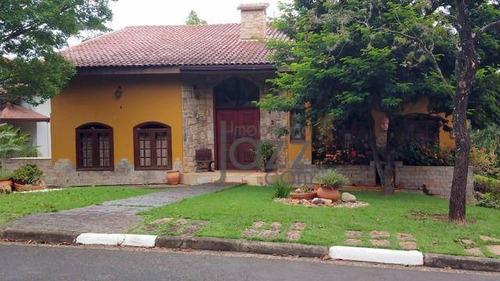 Chácara Com 3 Dormitórios À Venda, 898 M² Por R$ 1.500.000,00 - Condomínio Chácara Flora - Valinhos/sp - Ch0425