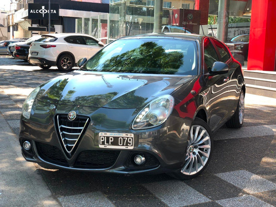 Alfa Romeo Giulietta 1.4 Distinctive Multiair 170cv