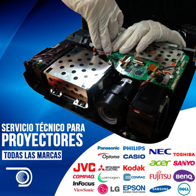 Servicio Tecnico - Reparacion - Proyectores - Video Beams