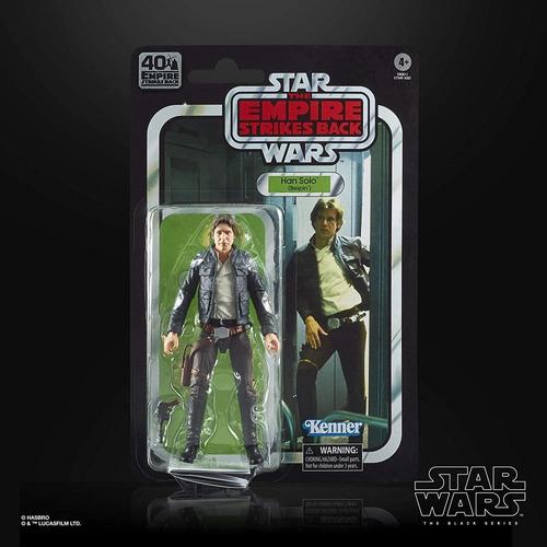 Star Wars The Black Series Han Solo 40th Anniversary