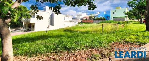 Terreno - Condomínio Residencial Flor Da Serra - Sp - 636073