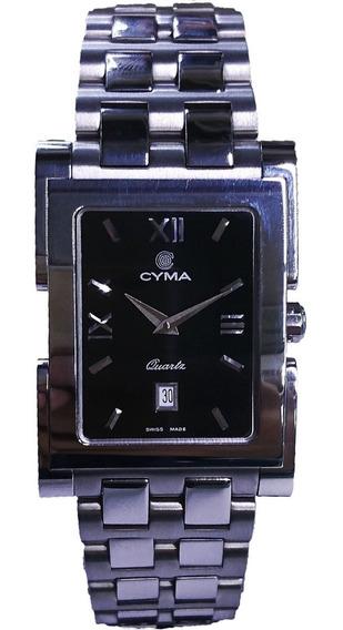 Relógio Cyma - Preto - 116.168