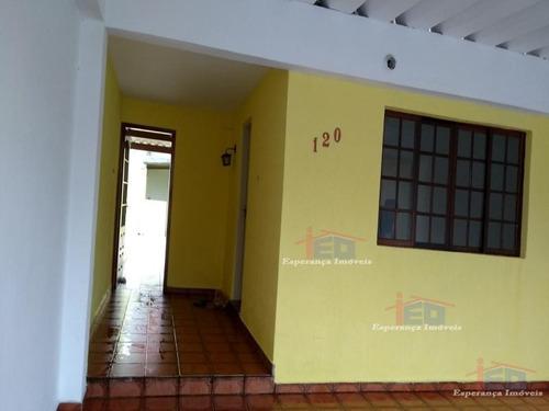 Imagem 1 de 10 de Ref.: 5684 - Casa Terrea Em Osasco Para Venda - V5684