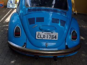 Volkswagen Fusca 1975 Azul