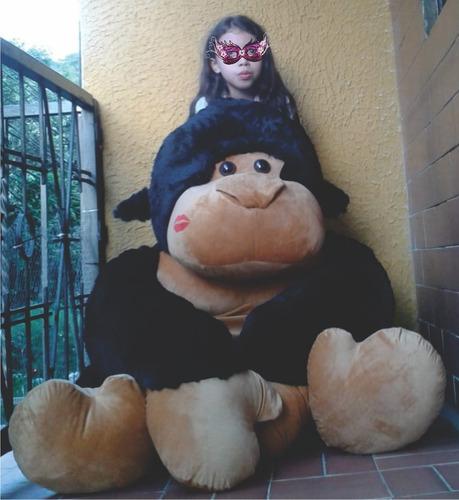 Mico En Felpa Gigante 130 Cms /mono /gorila