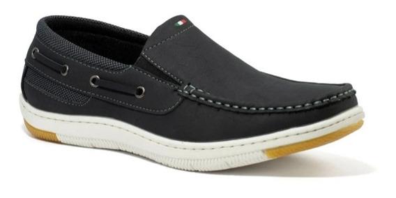 Zapato Náutico Massimo Chiesa