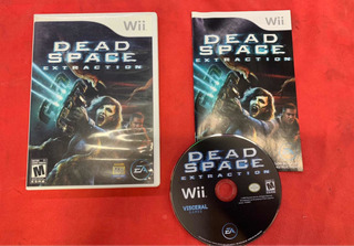 Dead Space Extraction - Nintendo Wii