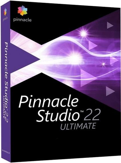 Pinnacle Studio 22 Ultimate Wind