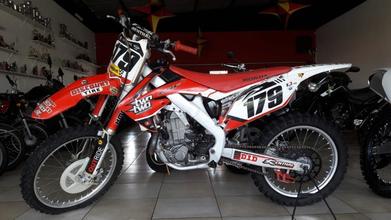 Crf 450r 2012