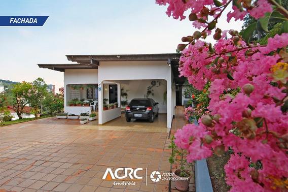 Acrc Imóveis - Casa Residencial Semi Mobiliada Para Venda No Bairro Garcia - Ca01292 - 34845695