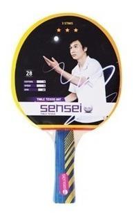 Paleta Ping Pong Sensei 3 Star