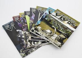 Lote 8 Revistas Walking Dead Mortos Vivos Hqm Lacradas Rick