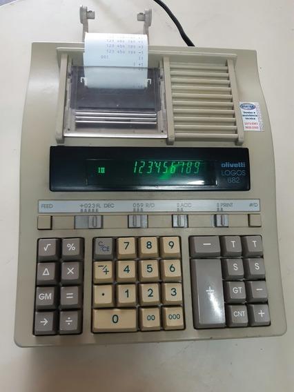 Calculadora Olivetti Logos 682