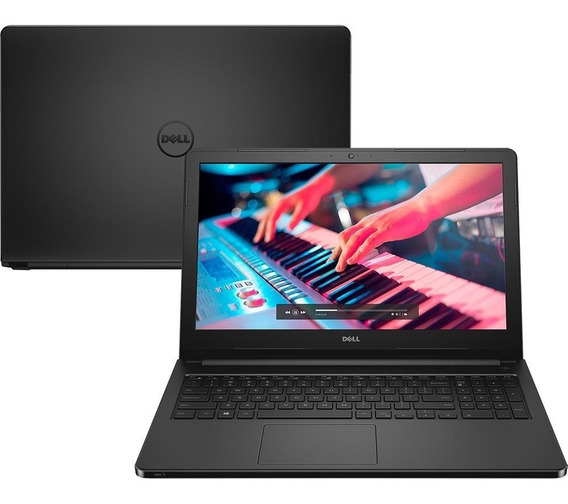 Notebook Dell I5 Ssd