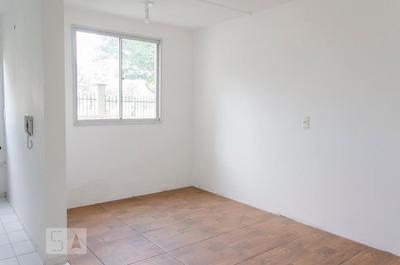 Apartamento No 1º Andar Com 1 Dormitório E 1 Garagem - Id: 892931530 - 231530