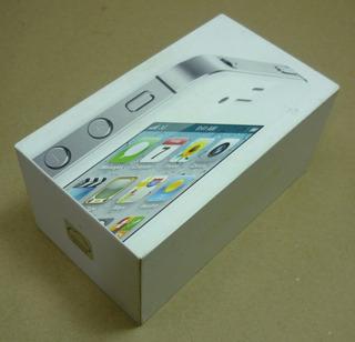 Caixa iPhone 4s Branco 32gb