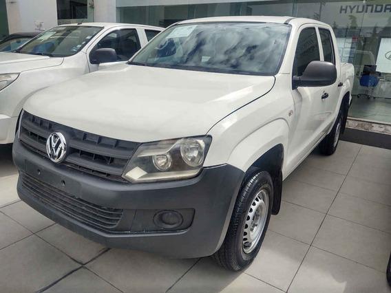 Volkswagen Amarok 2016 4p Entry L4/2.0/tdi Eq. Man 4x2