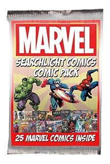 25 Marvel Comic Bundle Mas Bonus Reflector Comics Pegatina