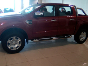 Ford Ranger Cd Xlt Automática 4x2. Oferta Solo Contado!!
