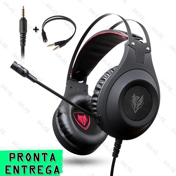 Fone Gamer Headset Nubwo N2 Xbox One Ps4 Celular Promoção