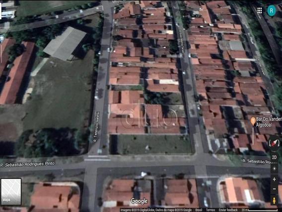 Terreno Para Alugar, 566 M² Por R$ 600/mês - Algodoal - Piracicaba/sp - Te1383