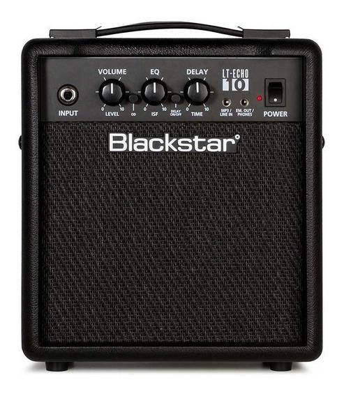 Amplificador Blackstar Lt-echo 10 2x3 Pol 10w Driver E Delay