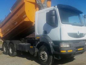 Renault Kerax C/ Volcadora Hardox 18 Mts3