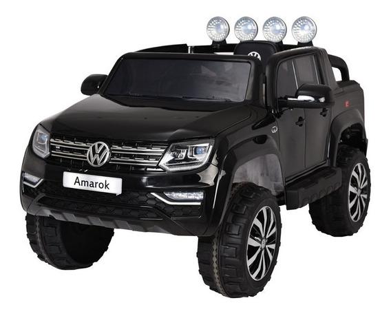 Auto Coche Bateria Volkswagen Amarok 12v Musica Luces Biemme