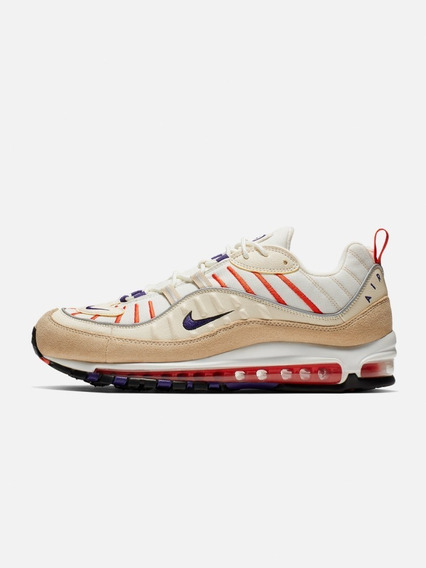 Zapatillas Nike Air Max 98 Sail Purple