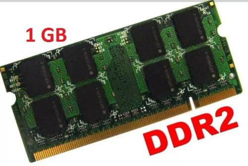 Memoria Ddr2 1gb Pc6400s 800mhz Hynix Para Notebook - Com Nf