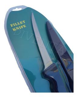 Cuchillo Filetero Original Pesca Camping