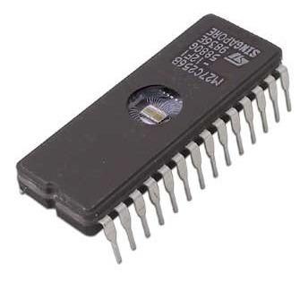 Memória Eprom Balança Toledo Prix 2 + Microcontrolador 80c32
