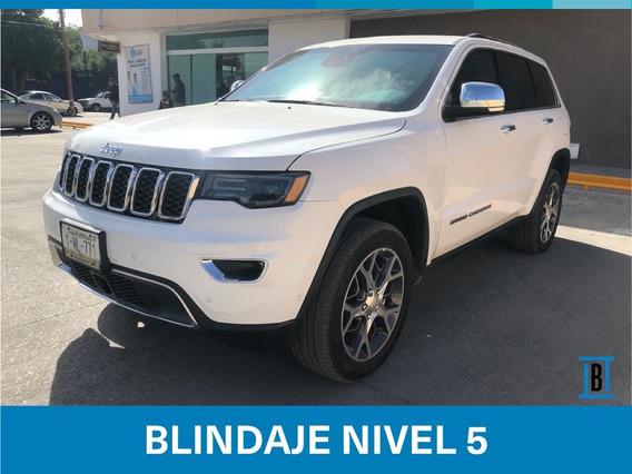 Jeep Grand Cherokee Advance 2019 Blindada Nivel 5 Calaar