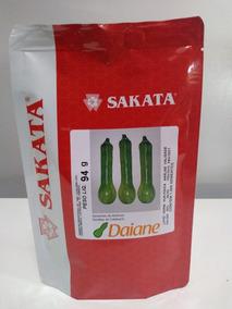 Sementes De Abobora Daiane 1000 Sementes- Sakata