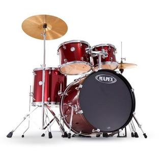 Mapex Hx-529sfjkdr Drum Set De Batería 5 Cuerpos