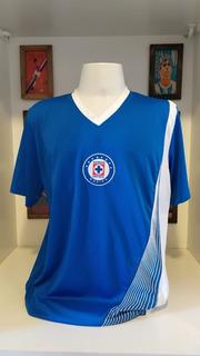 Camisa Futebol Cruz Azul Mexico Licenciada
