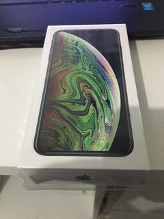 iPhone Xs Max 256gb Lacrado Anatel-¿