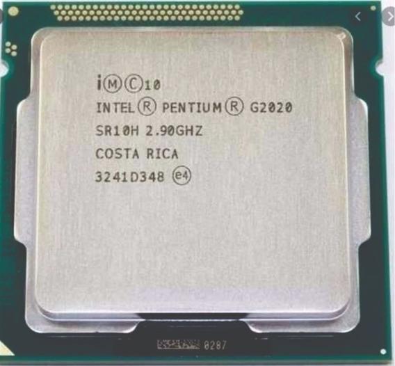 Processador Pentium G2020 Intel Soquete 1155 2,9 Ghz