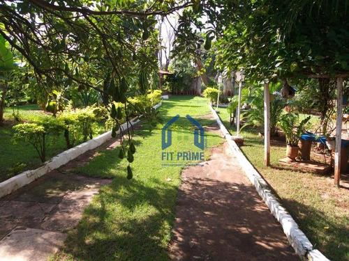 Chácara Com 2 Dormitórios À Venda, 1000 M² Por R$ 280.000,00 - Estância São Manoel (zona Rural) - São José Do Rio Preto/sp - Ch0218