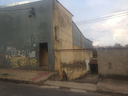 Galpão Para Comprar No Palmeiras Em Belo Horizonte/mg - 2100