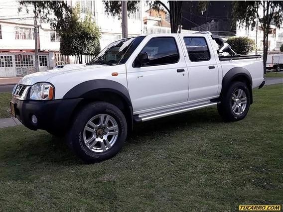 Nissan Frontier Np 300 Mt 2.5 4x4 Tdi