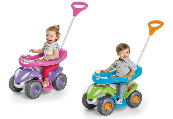 Carrinho Passeio Infantil Calesita Quadriciclo 1 Unidade