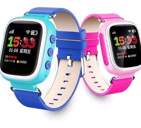 Relogio Infantil Smartwatch Q50 Sos Gps Localizador
