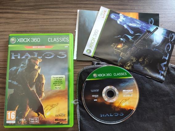 Halo 3 Midia Fisica