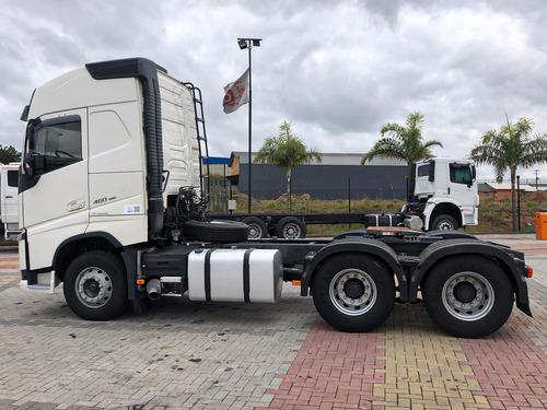 Volvo Fh 460 2018 6x2 - I-shift - No Cavalo=iveco,man,scania
