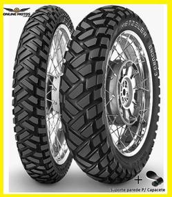Pneu Metzeler Moto Re125 4t 140/80-17 69h C/camara + Brinde