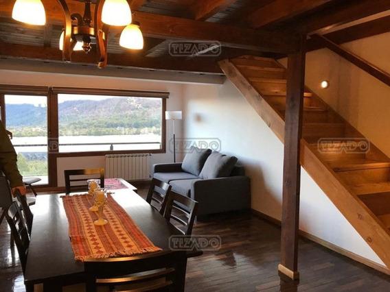 Departamento Duplex En Alquiler Ubicado En Arelauquen Golf & Cc, Bariloche