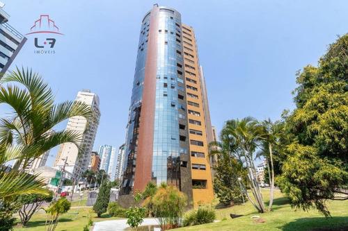 Apartamento Com 3 Dormitórios À Venda, 120 M² Por R$ 890.000,00 - Ecoville - Curitiba/pr - Ap0311